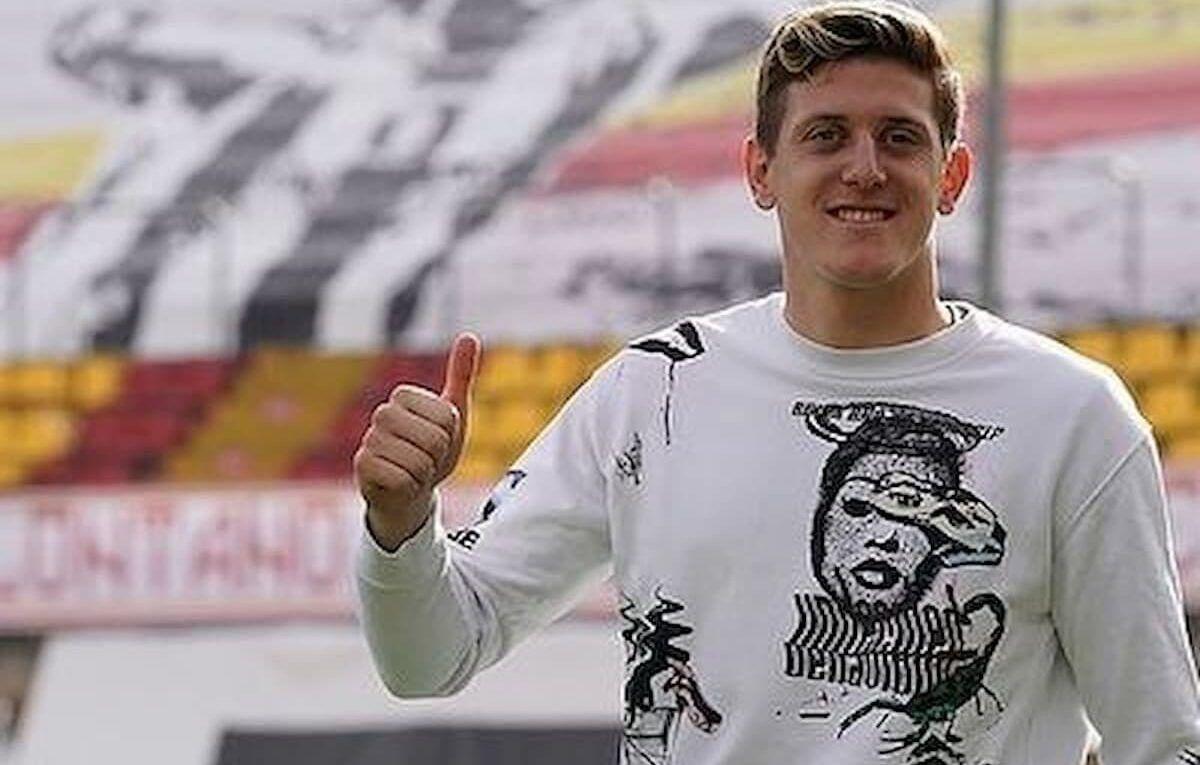 Adolfo Gaich en el Calcio