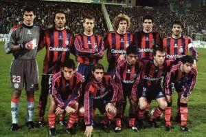 Campeón del Torneo Clausura 2001