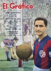 José Sanfilippo Revista El Gráfico