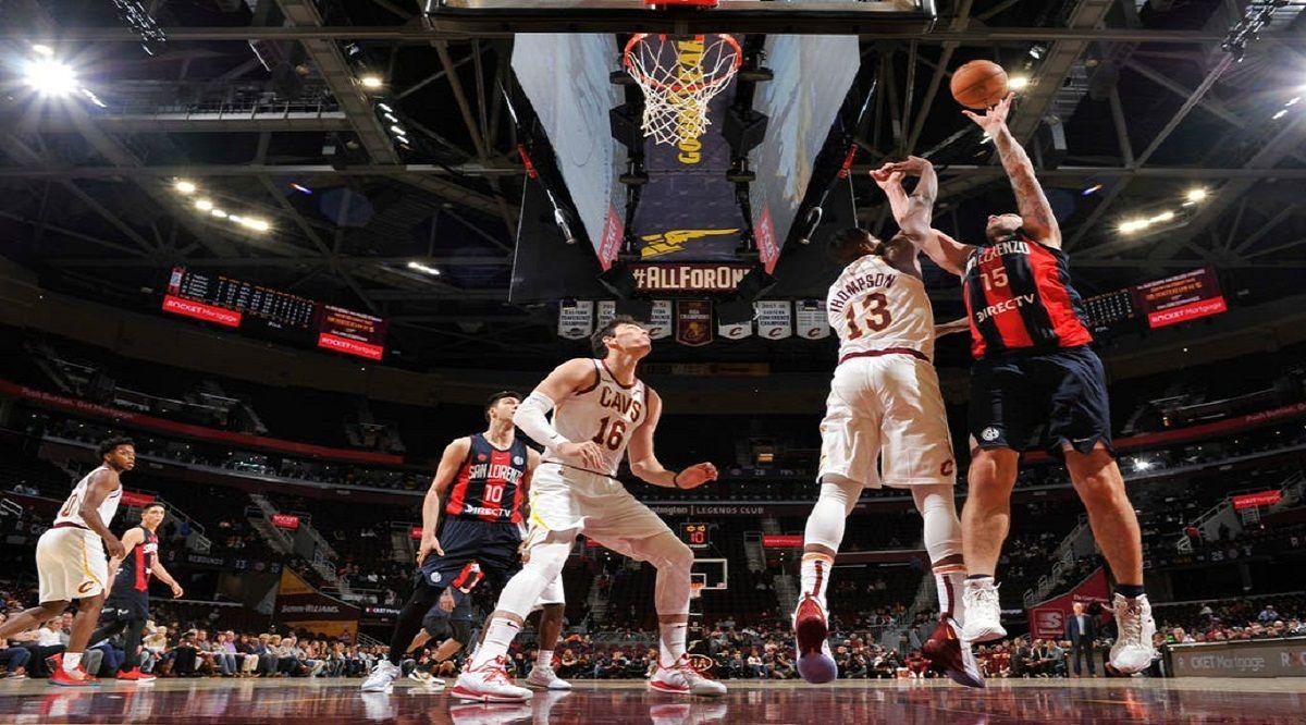 San Lorenzo Cavaliers NBA