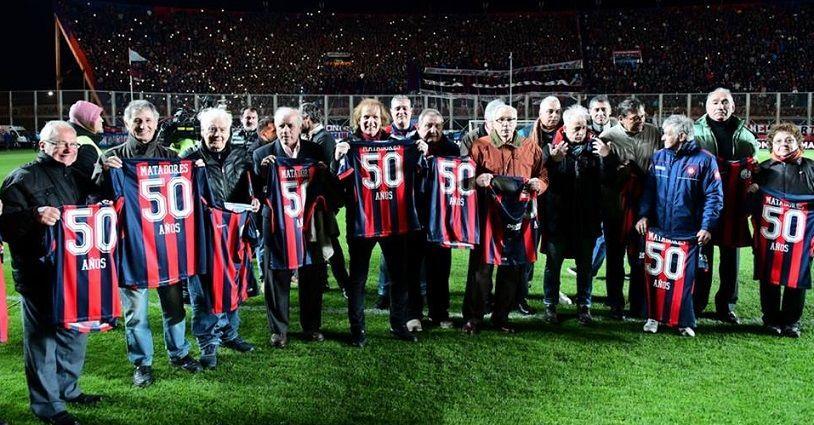50 aniversario matadores