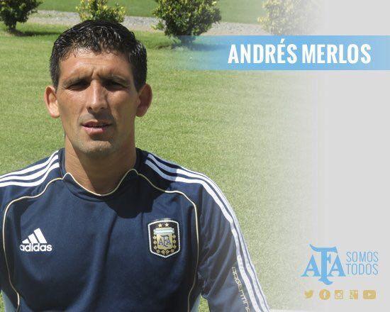 Andrés Merlos San Lorenzo Huracán