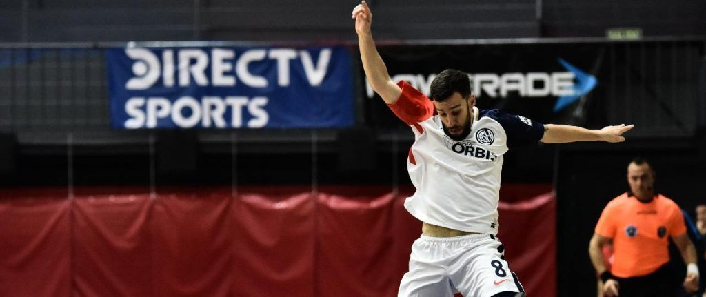 Futsal masculino hebraica