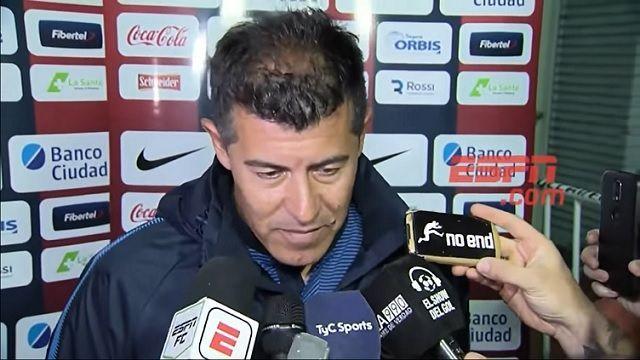 Jorge Almirón Velez San Lorenzo