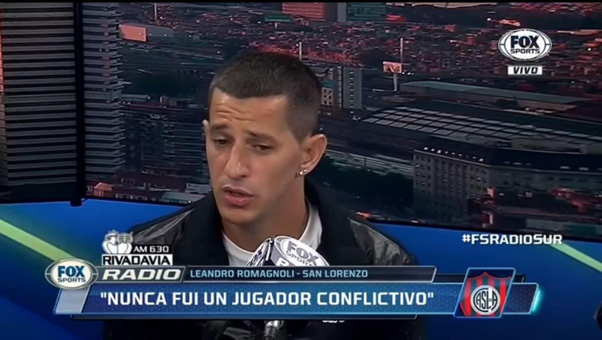 Leandro Romagnoli Fox Sports