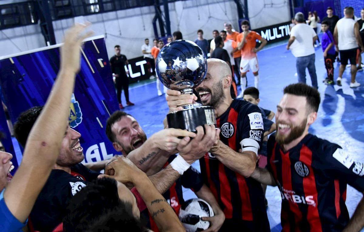 Mariano Quintairos futsal