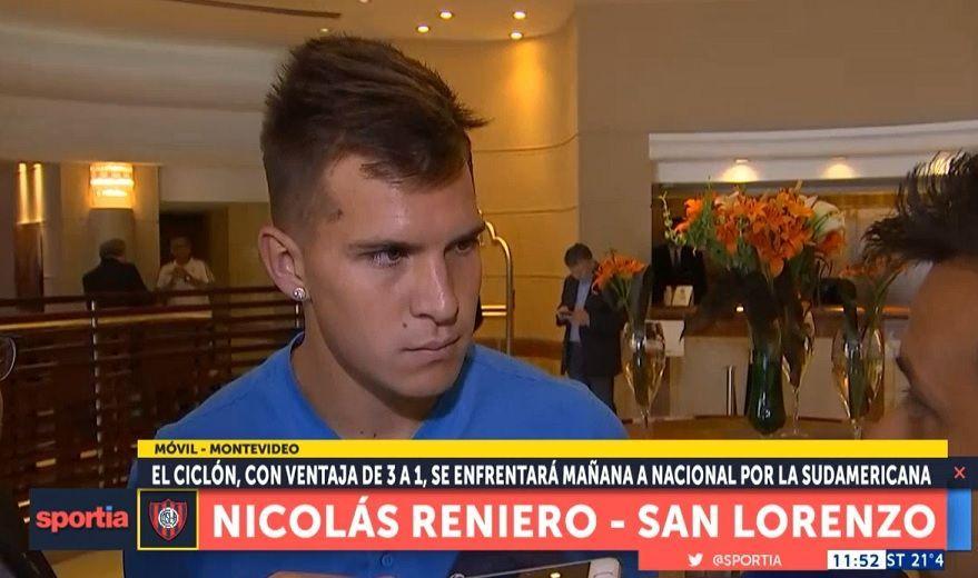 Nicolás Reniero San Lorenzo