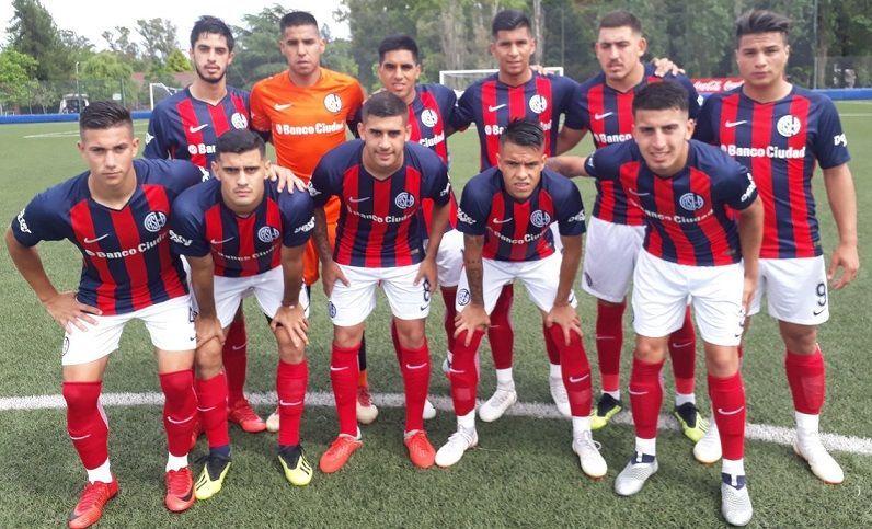 Reserva de San Lorenzo ante Vélez