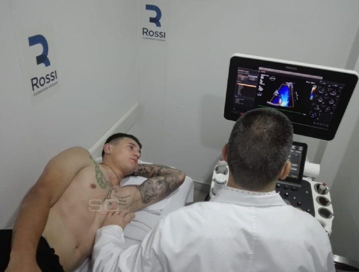 adam bareiro examenes médicos