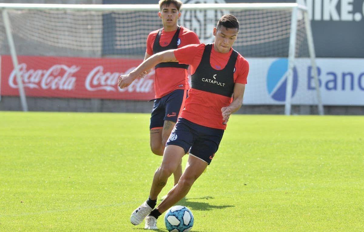 Dura lesión de Andrés Herrera
