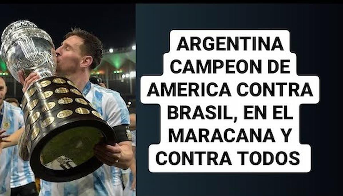 argentina maracana