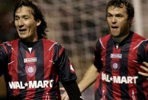 Aureliano Torres con Bernardo Romeo