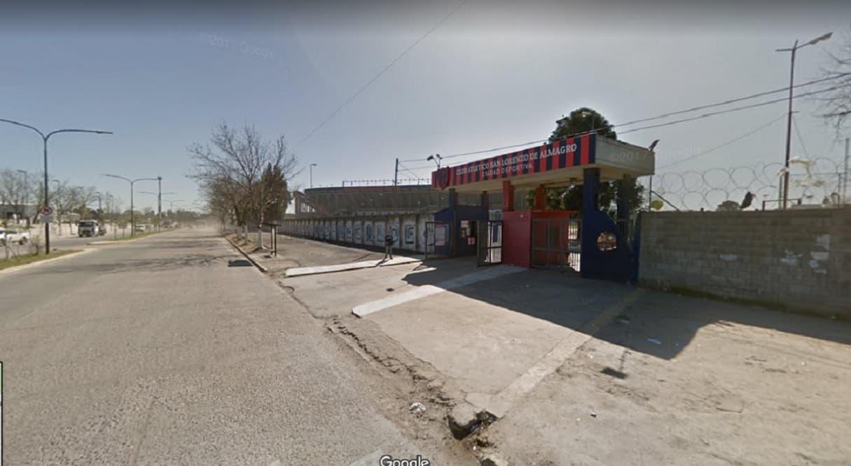 avenida varela san lorenzo