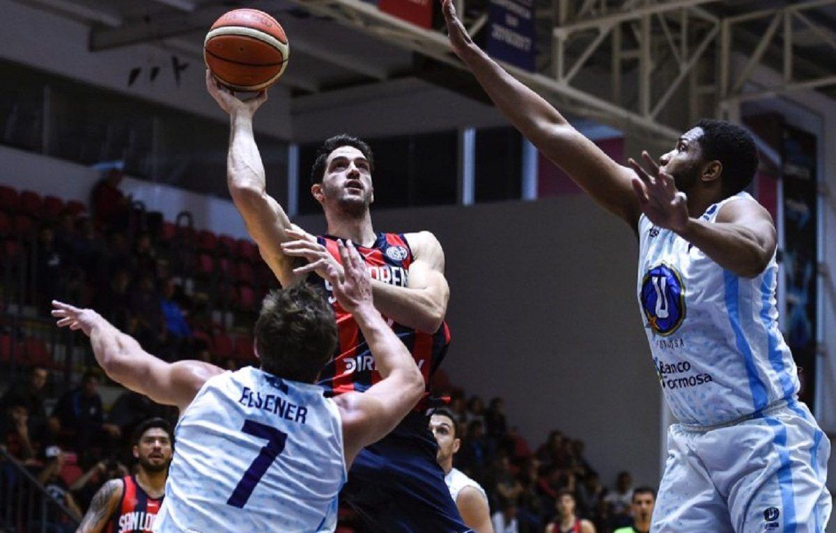 basquet san lorenzo