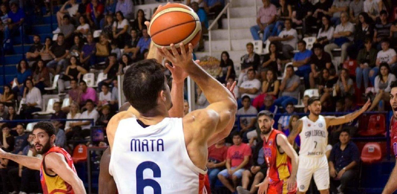 basquet san lorenzo quimsa