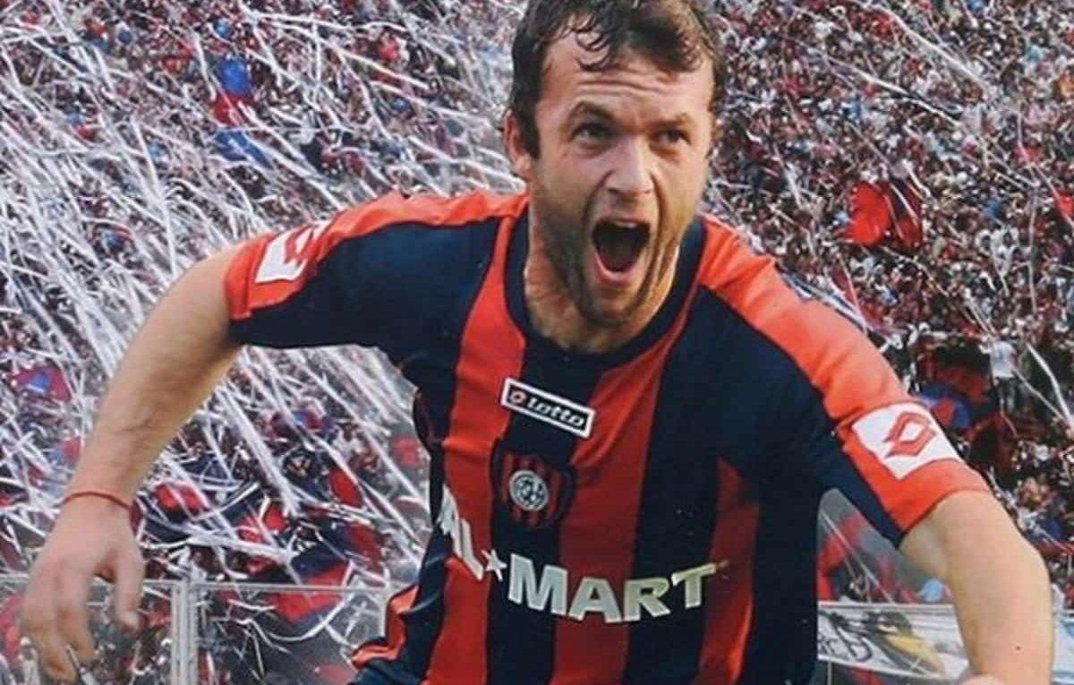bernardo romeo 2001 campeonato san lorenzo