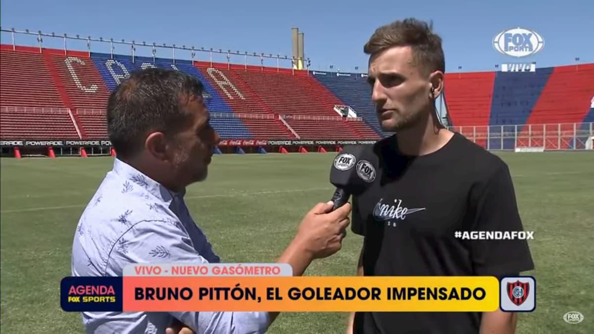 Bruno Pittón San Lorenzo