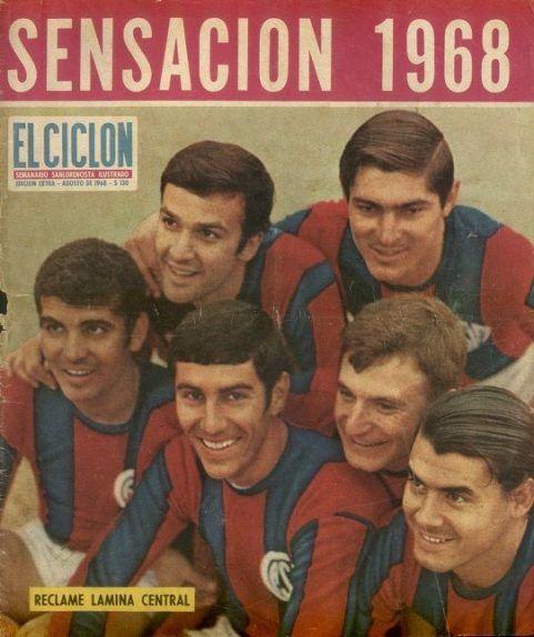 campeón 1968