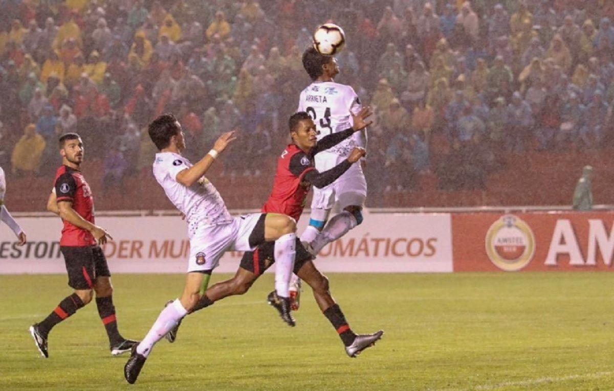Melgar Caracas Copa Libertadores