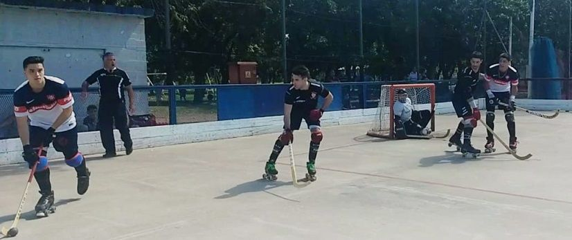 hockey sobre patines san lorenzo