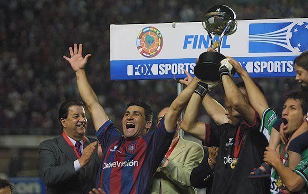 CASLA Campeón sudamericana 2002