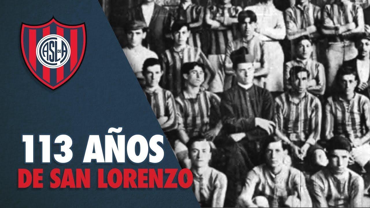 cumpleaños san lorenzo