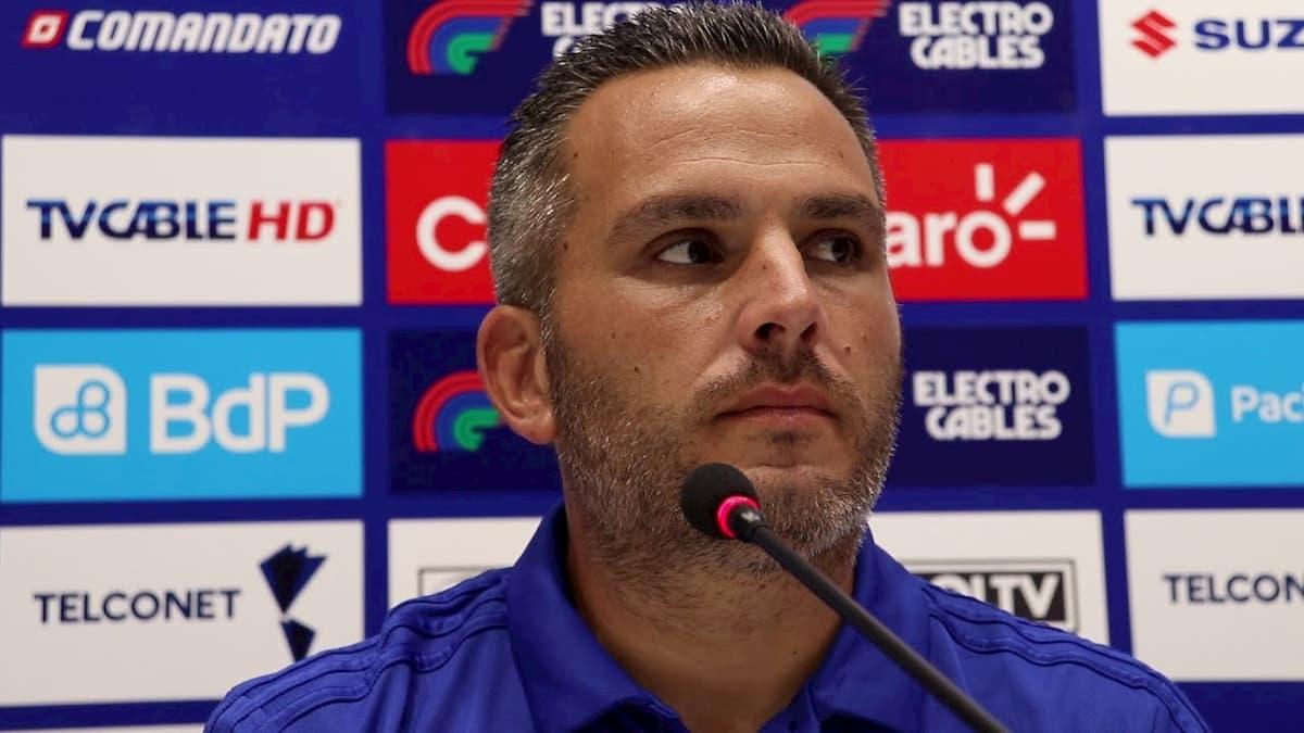 Diego Buján, ayudante de Mariano Soso
