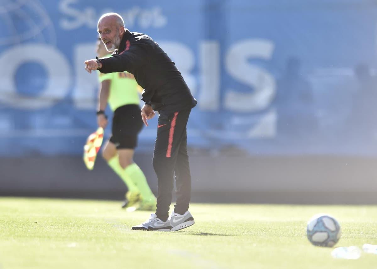 monarriz entrenador san lorenzo