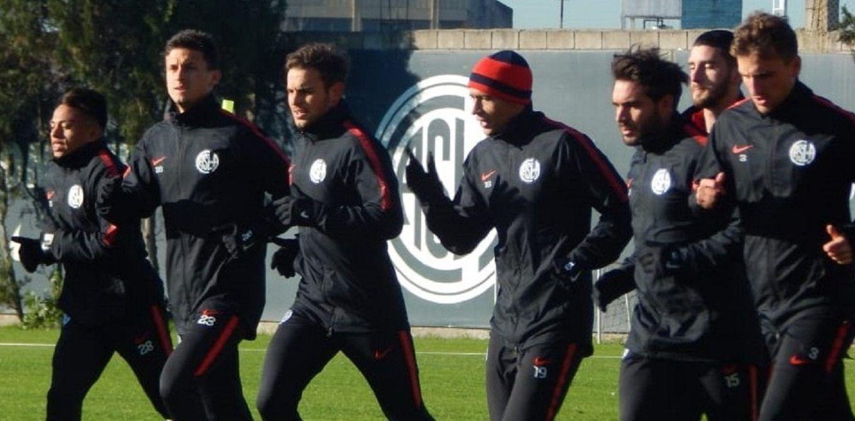 entrenamiento san lorenzo ciudad deportiva