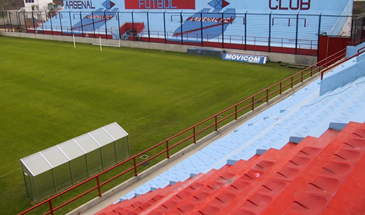 estadio julio grondona arsenal