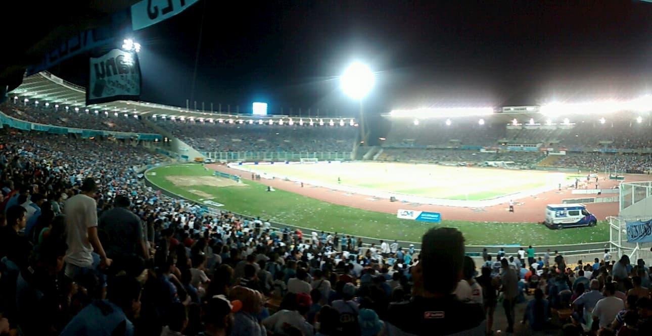 estadio kempes san lorenzo