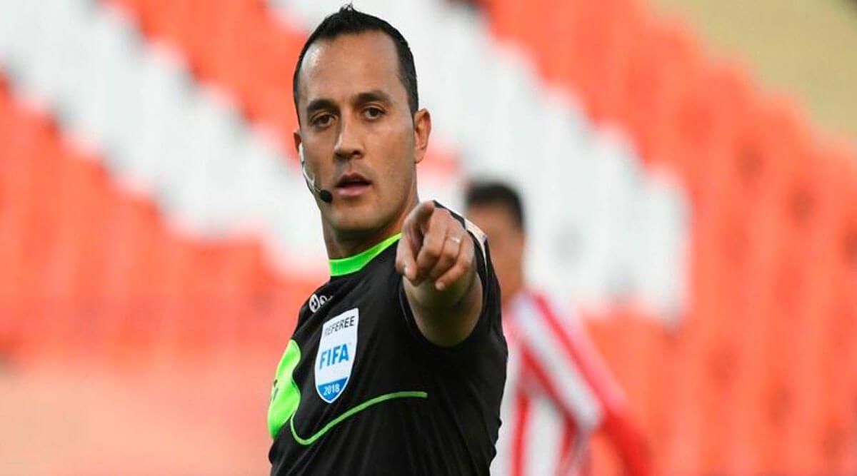 fernando espinoza arbitro san lorenzo vs central córdoba fecha 2 lpf