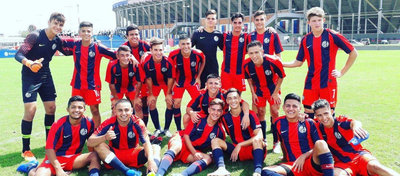 futbol juvenil san lorenzo