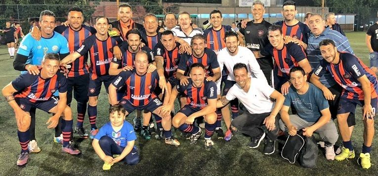 futbol senior boca san lorenzo