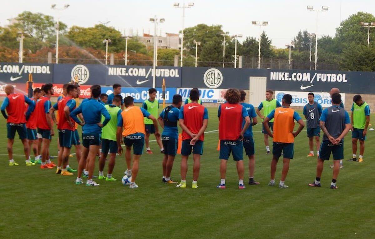 futbolistas san lorenzo casla