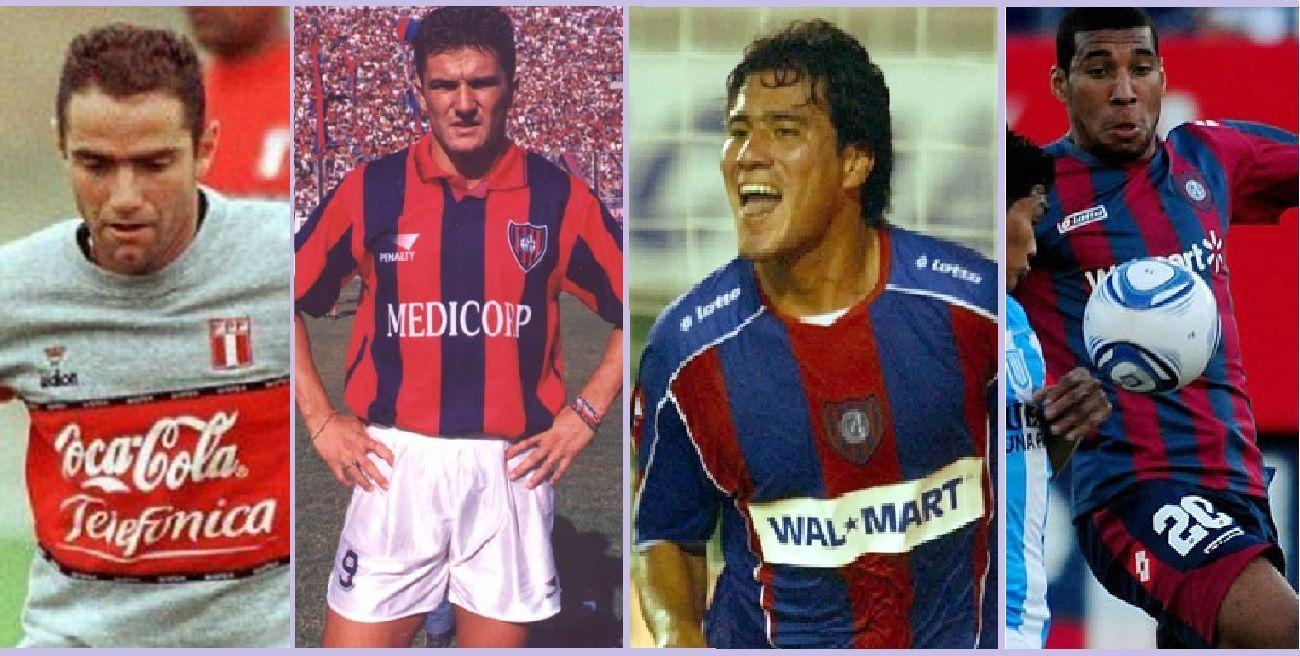 futbolistas san lorenzo melgar