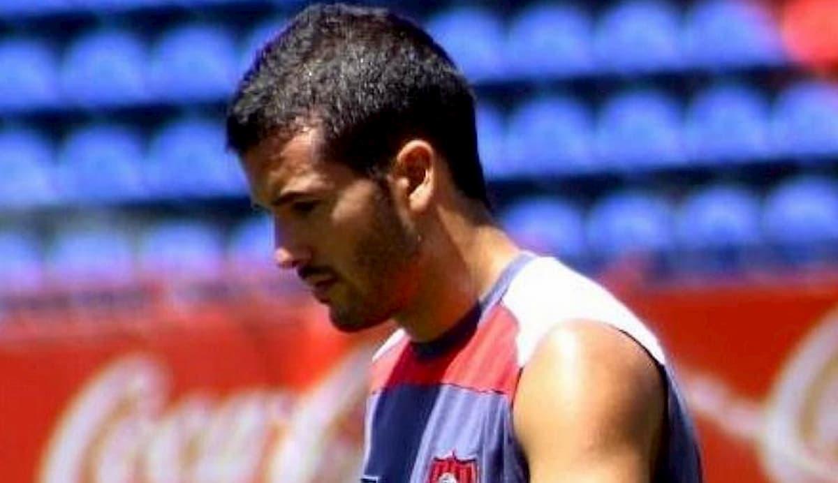 Germán Voboril, ex futbolista azulgrana