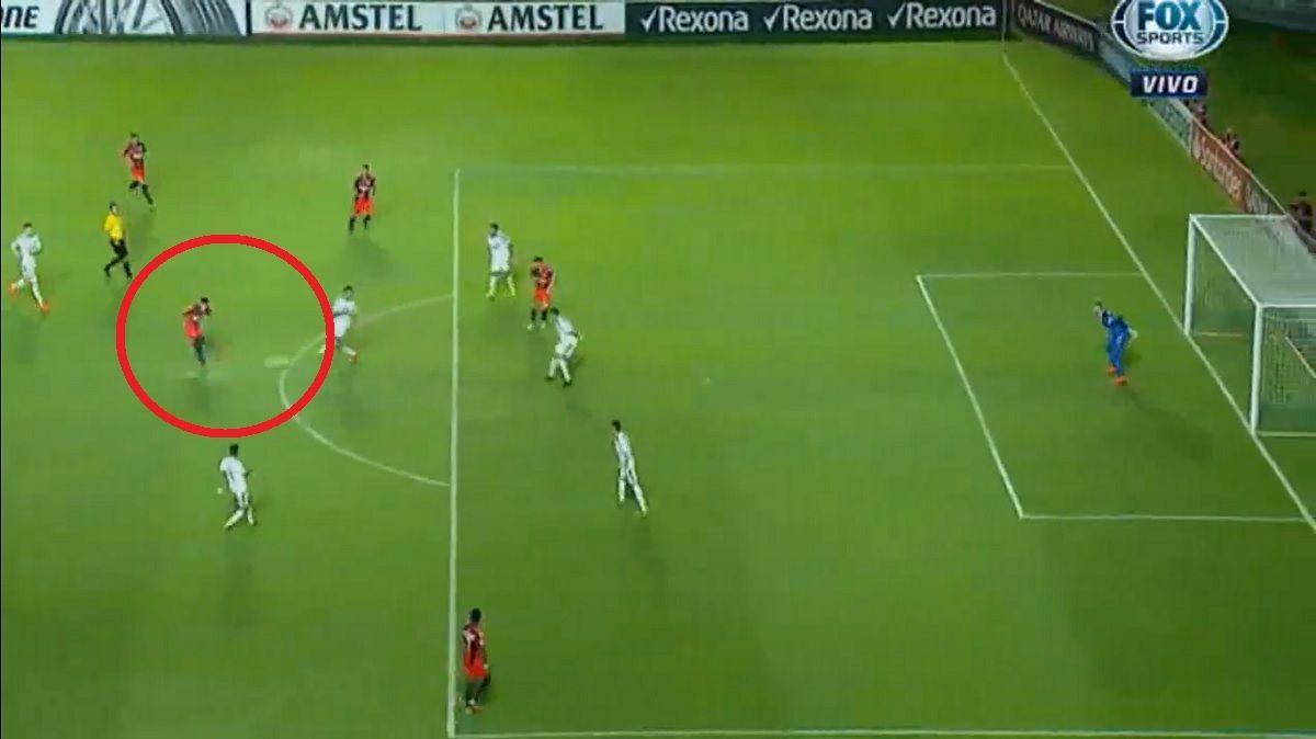 Marcelo Herrera gol Palmeiras