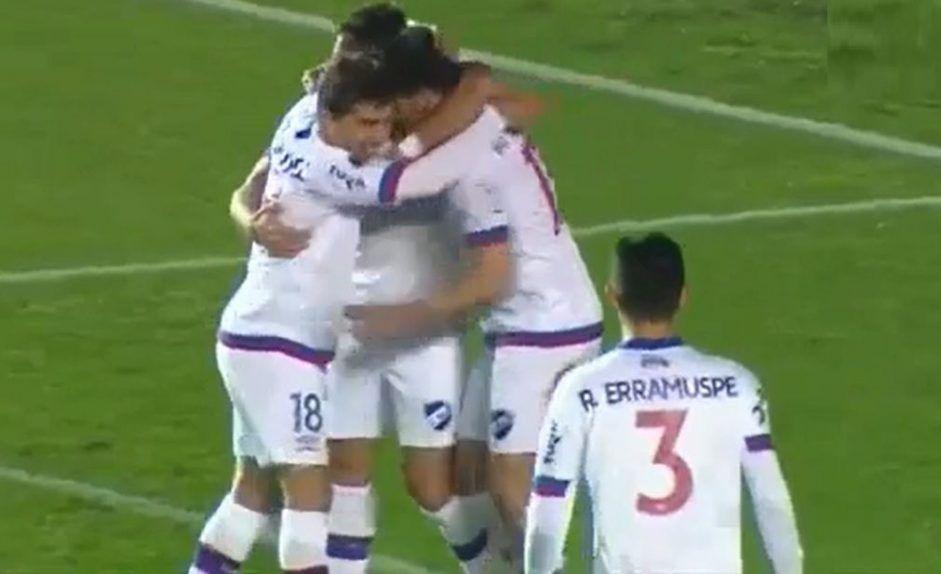 gol de nacional de uruguay