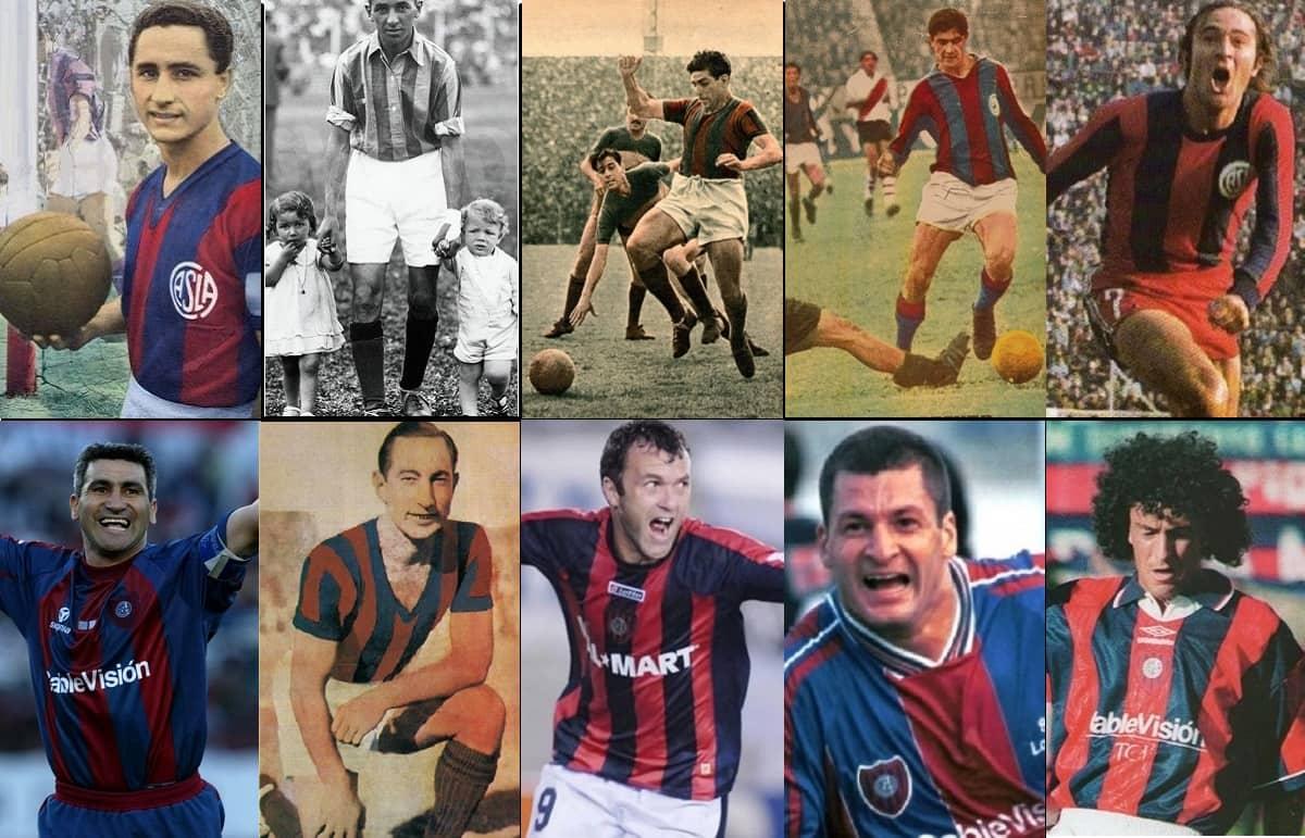 goleadores de san lorenzo casla