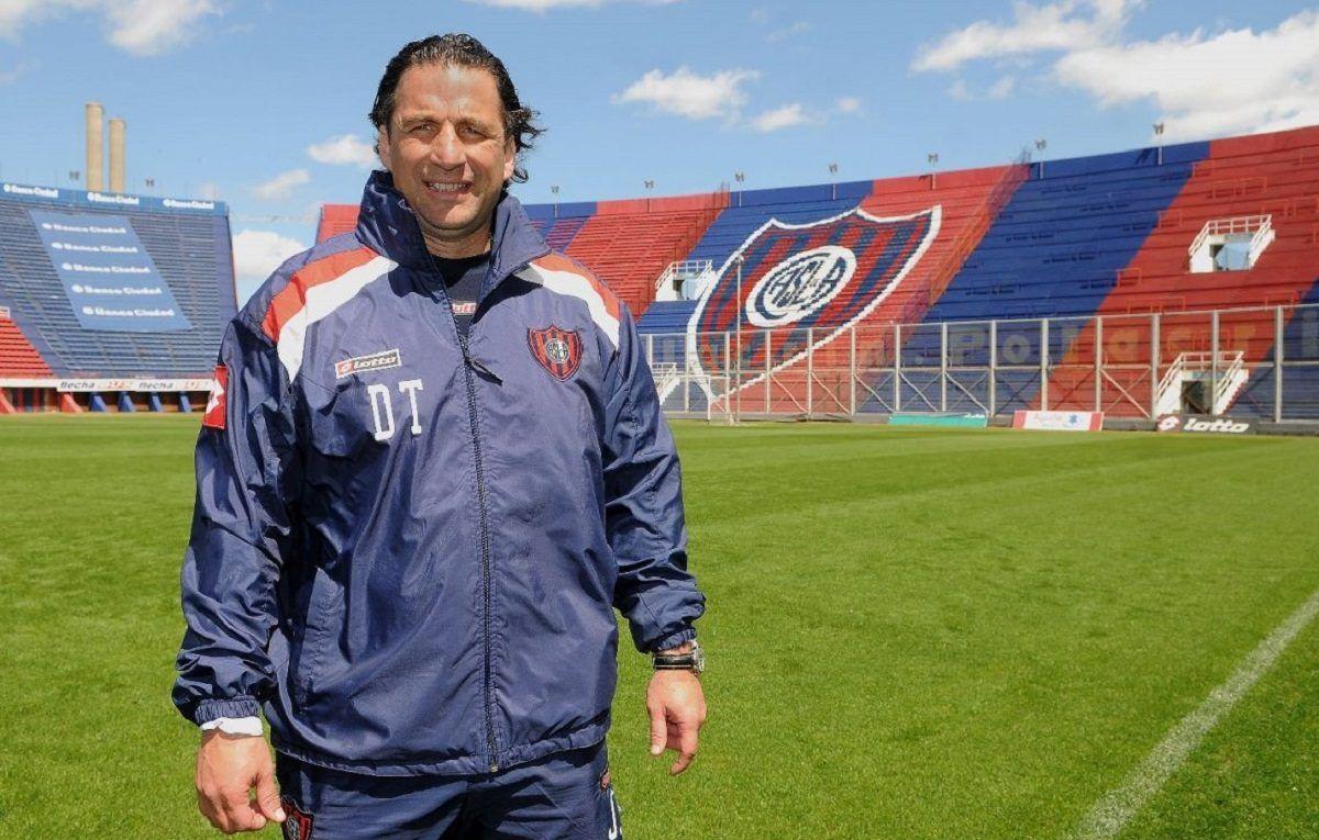 juan antonio pizzi san lorenzo entrenador
