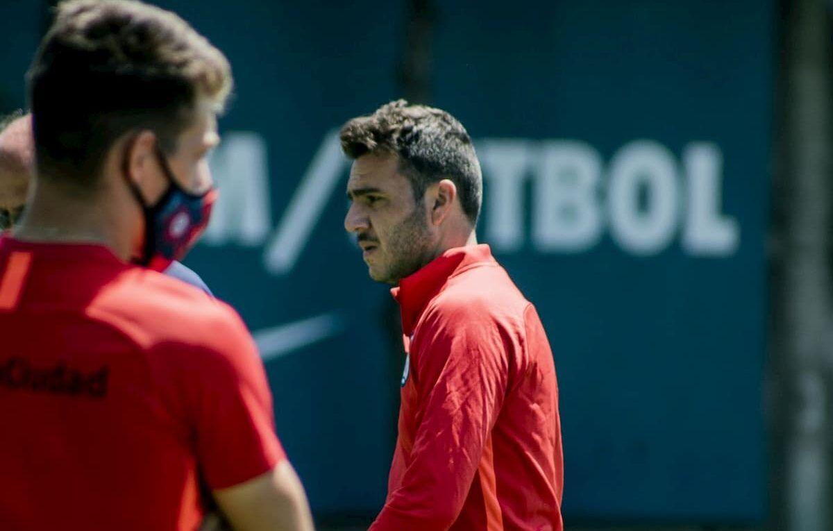 Julián Palacios y Mariano Soso