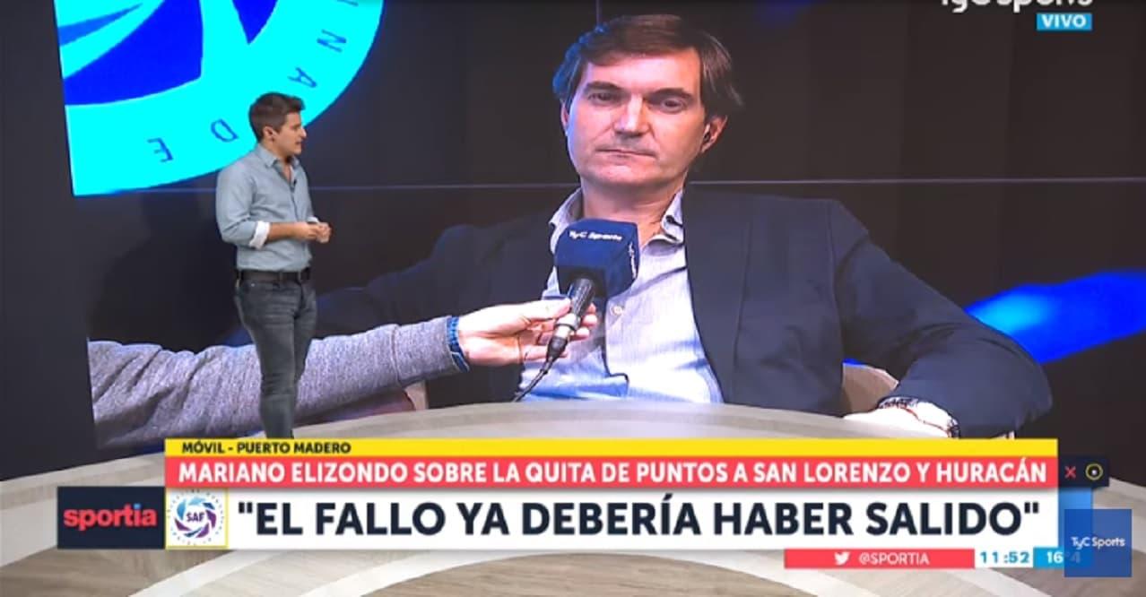 mariano elizondo superliga argentina
