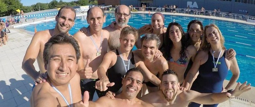 natacion master