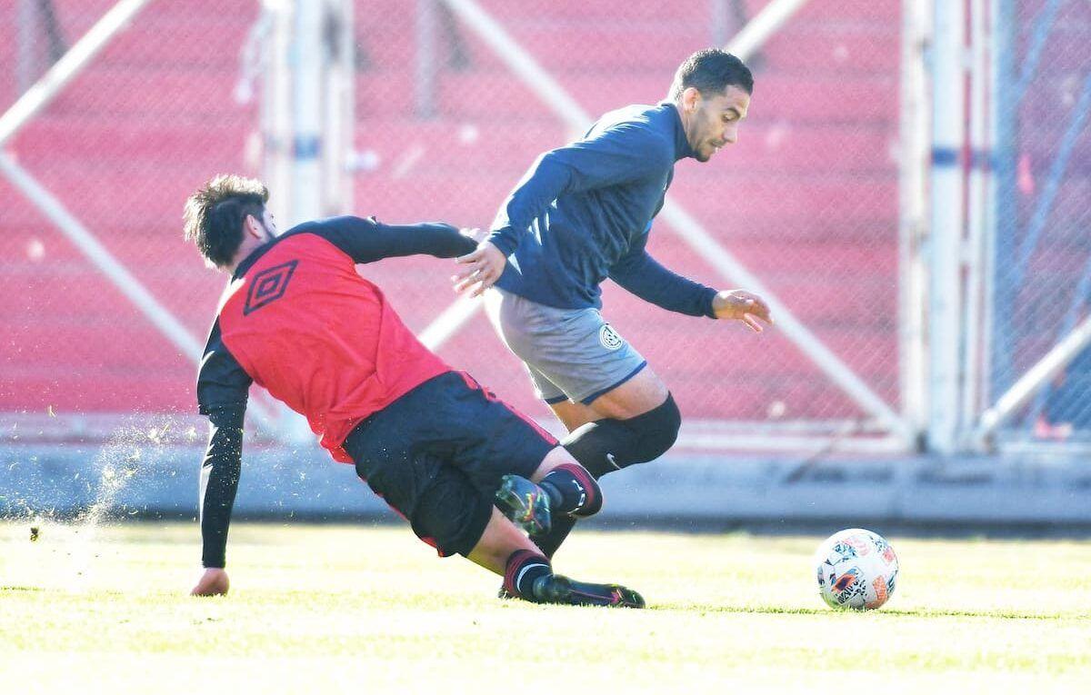 Newell's Old Boys San Lorenzo amistoso