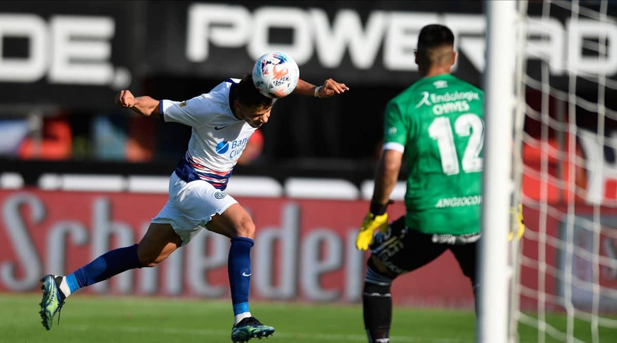 san lorenzo igualó con argentinos en la fecha copa de la liga