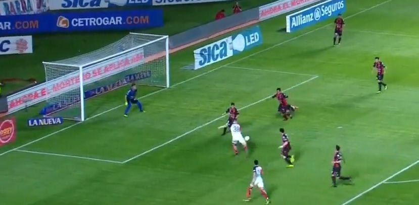 primer gol de san lorenzo