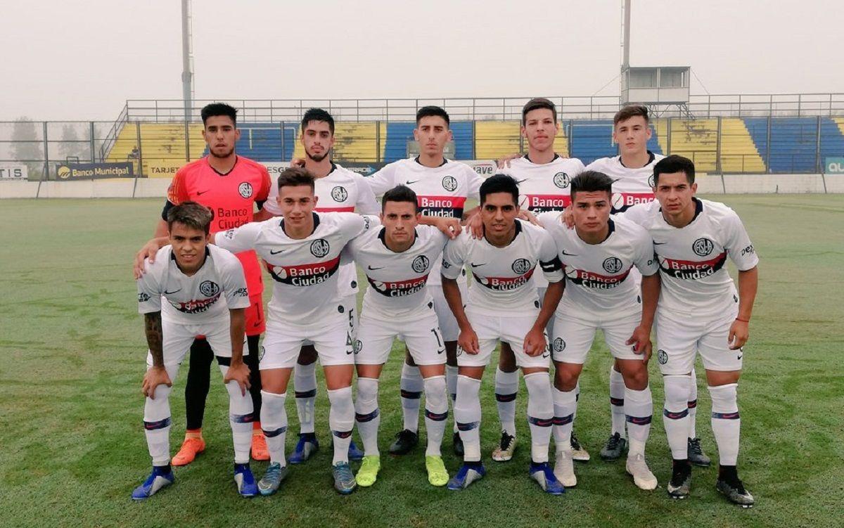 reserva san lorenzo campeón