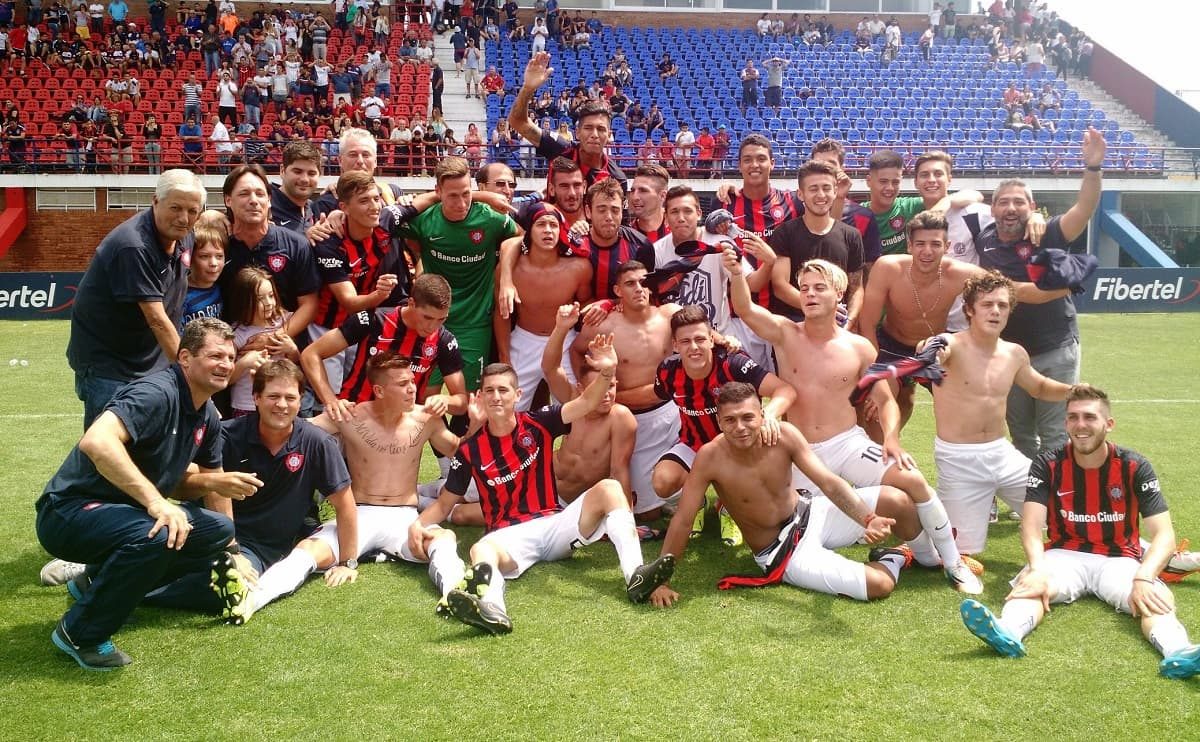 reserva san lorenzo campeon 2015