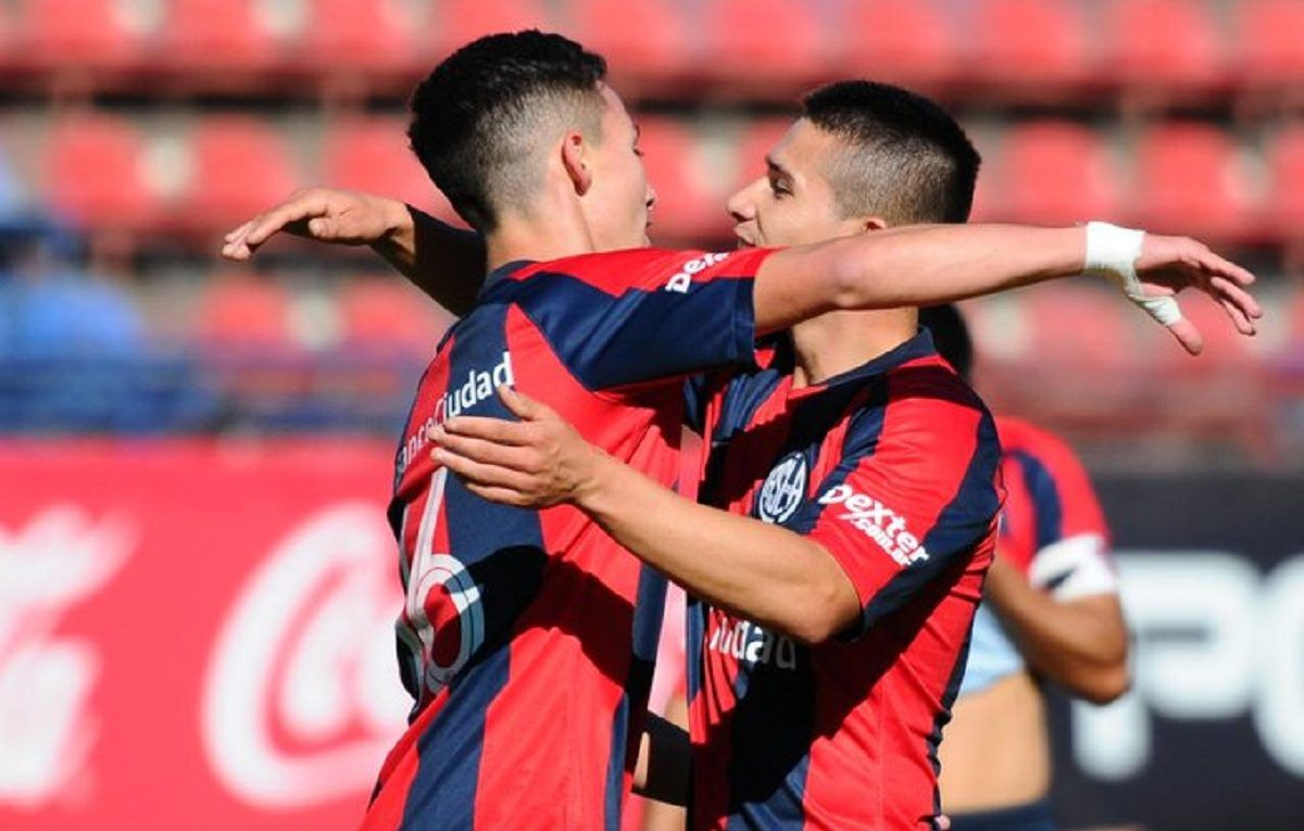 reserva san lorenzo final copa superliga